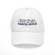 Dress Up Like A Financial Advisor Baseball Cap