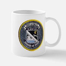 USS LASALLE Small Small Mug