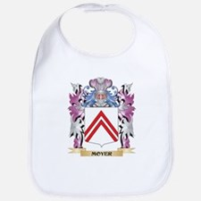 Moyer Coat of Arms - Family Crest Bib