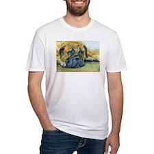 Waiting-Bullmastiff Shirt