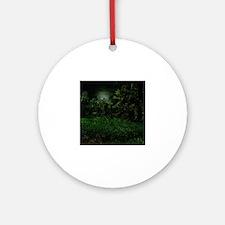 Unique Swamp Round Ornament