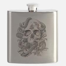 Cute Evil Flask