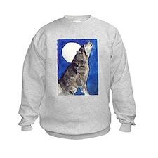 Howl- Wolf Sweatshirt