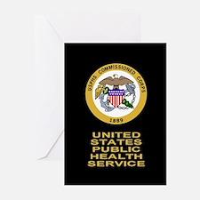 USPHS <BR>Greeting Cards (6) Greeting Cards