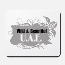Wild U.A.E. Mousepad