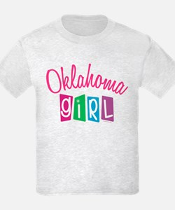 OKLAHOMA GIRL! T-Shirt