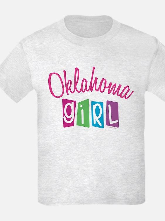 OKLAHOMA GIRL! T-Shirt