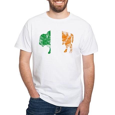 Buffalo Irish Flag T-Shirt