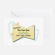 Instant Real Estate Agent Greeting Cards (Pk of 10
