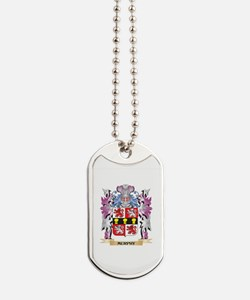 Murphy Coat of Arms - Family Crest Dog Tags