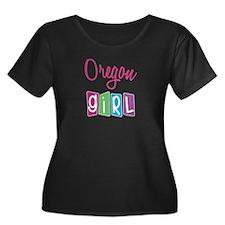OREGON GIRL! T