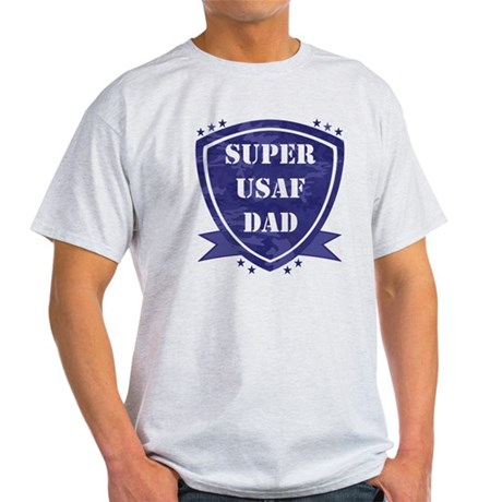 Super Air Force Dad Light T-Shirt