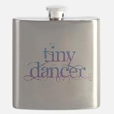 Tiny Dancer Flask