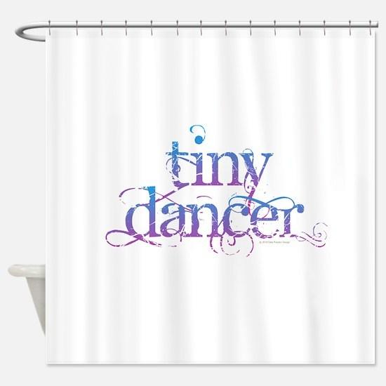 Tiny Dancer Shower Curtain