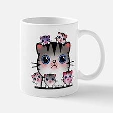 Cat Family Mugs