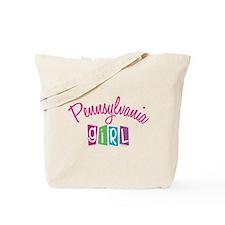 PENNSYLVANIA GIRL! Tote Bag