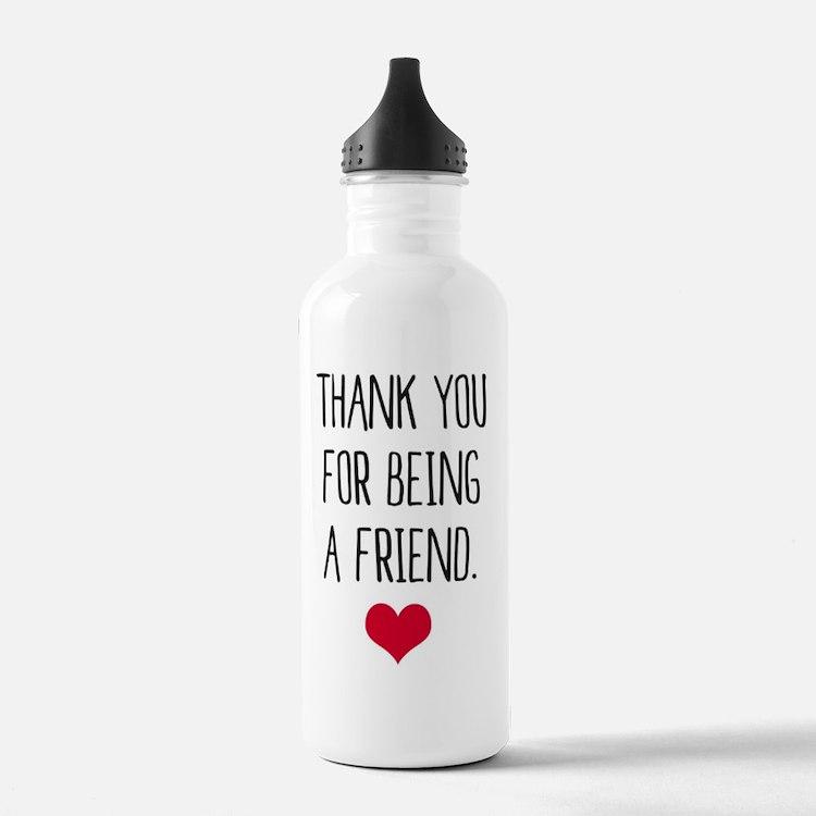 Cute 80s pop culture Water Bottle