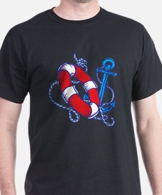 Lifeline and Anchor T-Shirt