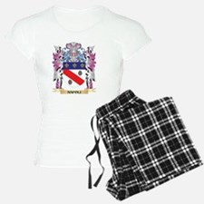 Napoli Coat of Arms - Famil Pajamas