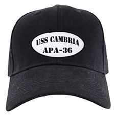 USS CAMBRIA Baseball Hat