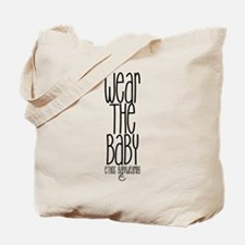 Wear The Baby Ethos Babywearing Tote Bag