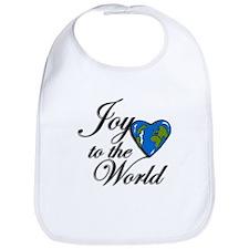 Joy to the world! Bib