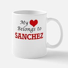 My Heart belongs to Sanchez Mugs
