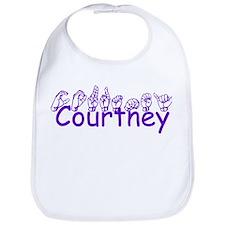 Courtney Bib