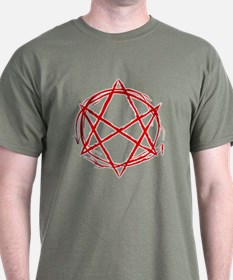 Unicursal Hexagram T-Shirt