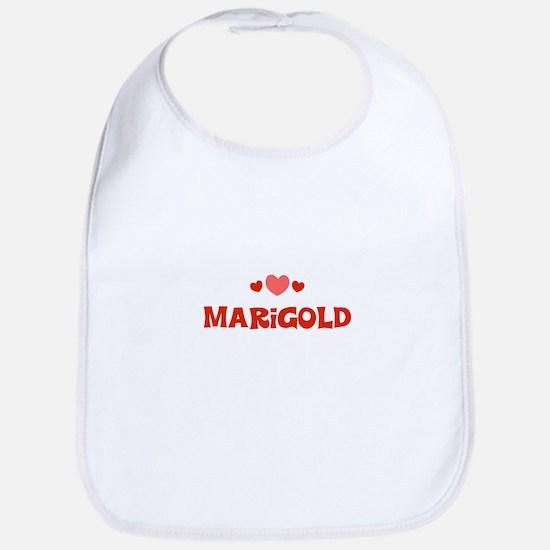 Marigold Bib