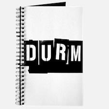 RENT DURM Journal