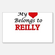 My Heart belongs to Reilly Decal