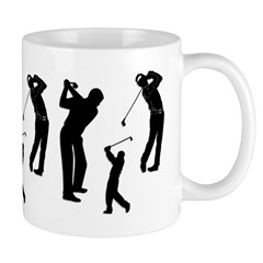 Golf Club Mug