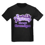 Alzheimers Kids T-shirts (Dark)
