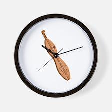 Dulcimer Musical Instrument Wall Clock