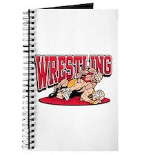 Wrestling Takedown Journal