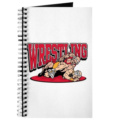 Wrestling Takedown Journal
