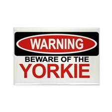 YORKIE Rectangle Magnet