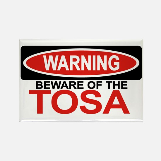 TOSA Rectangle Magnet
