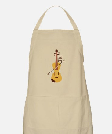 Folk Fiddle Apron