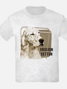English Setter Vintage T-Shirt