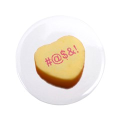 Curse Word Symbols on a Candy Heart 3.5