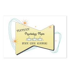Instant Psychology Major Postcards (Package of 8)