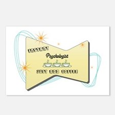 Instant Psychologist Postcards (Package of 8)