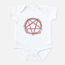 Pentagram Infant Bodysuit