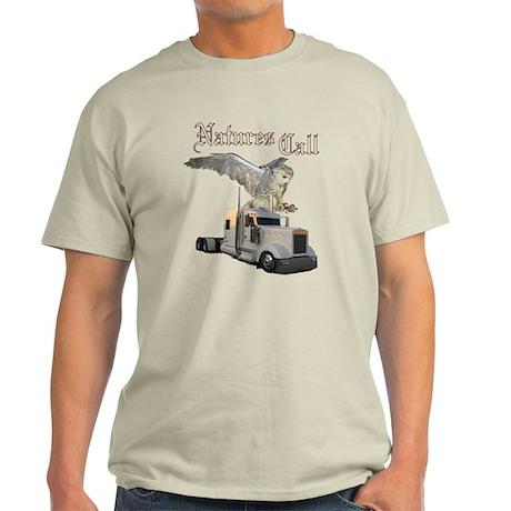 Natures Call Light T-Shirt