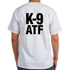 MWD K-9 ATF T-Shirt