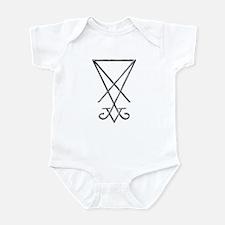 Sigil of Lucifer Infant Bodysuit