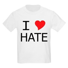 I Heart Hate T-Shirt