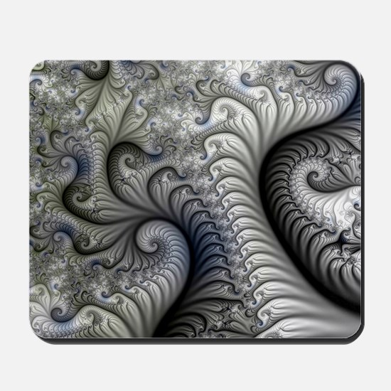 Geometric Fractal Mousepad